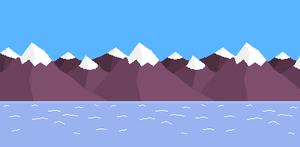 Mountains Background by rpetersen29