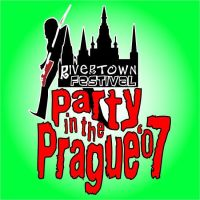 Party in the Prague logo by NathWilliams