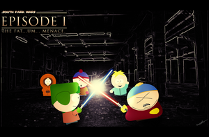 South Park Wars by Sonic-Gal007