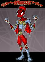 Had I designed SpiderMan India by tnperkins