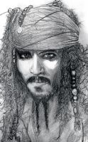 jack sparrow by Anemal606