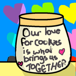 Cookie Jar by DubstepCookieMonster