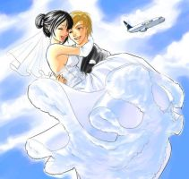 wedding air by Akachan83