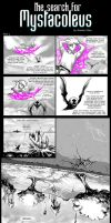 The Search for Mystacoleus (A Webcomic) Part 5 by ryuzo