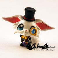 Gentleman Gnar from LoL custom LPS by thatg33kgirl