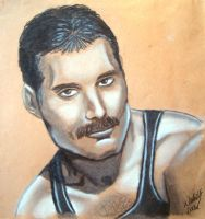 The works on Freddie by argentinian-queen