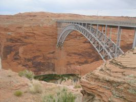 The Bridge by Pupachu