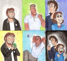Characters sides 2 by Violeta960