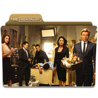 The Mentalist by PatriciaS08