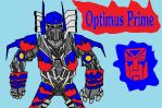 Transformers Age Of Extinction Optimus Prime by thesuperultimatehero