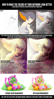 Color Enhancement Tips by astrayeah
