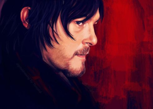 Daryl Dixon - Norman Reedus - TWD by TomsGG