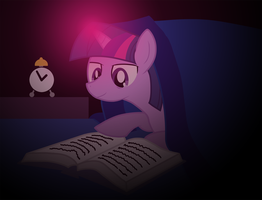 NATG (Day 23): Late Night Research by Xain-Russell