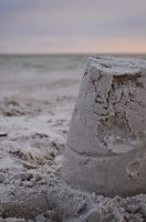 sandcastle by iValz