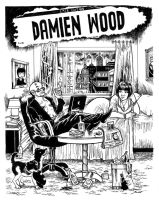 Damien Wood Jerusalem by cluedog