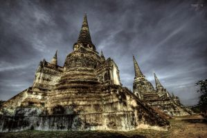 hdr - ancient city by mayonzz
