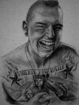M. Shadows by ericanightmare93