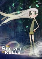 The Secret of Kells. Aisling. 2 by HAUNNN