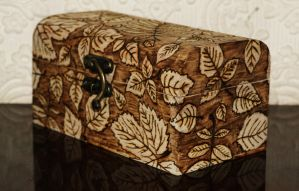 leaves box by llinosevans