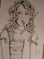 medusa by cording44