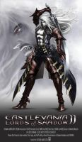 ALUCARD Castlevania Lords of Shadow 2 by SatoakiAmatatsu