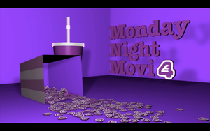 E4 Monday Movie Night Advert by Sam-Hawes-Design