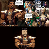 Mortal Kombat Fiasco: Ep1: Let us dance! by TialasBetruger