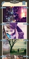Random Photoshop Actions I by baturaN