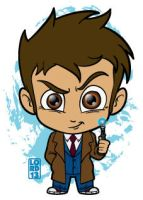 Dr. Who!?!? by lordmesa