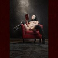 Red Chair Twelve by mastertouch