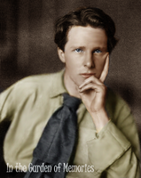 Rupert Brooke by olgasha