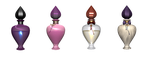 Perfume Bottles png by mysticmorning