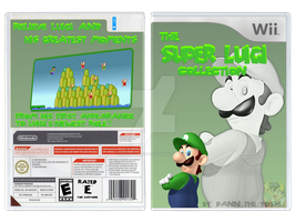 Super Luigi Wii Game Tribute by Dann-The-Yoshi