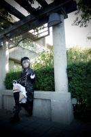 Black Butler - Waiting by kaworu0926