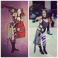 Alchemist Sally Cosplay by Redhead-K