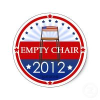 Empty Chair Sticker by Duratec