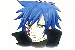 Jellal by Mikeylaa
