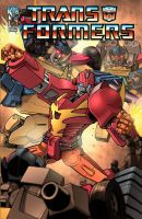 Hot Rod by Nick Roche by wordmongerer