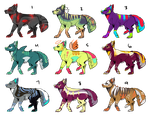 Adopts Auction (OPEN 5/9) by Arsevere
