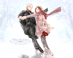 Winter Waltz by PlatinaSi