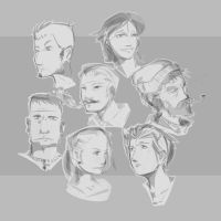 Heads by MattJWood