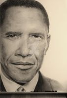 Barack Obama by stuartclark