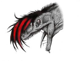 Klayton dinosaur version by MALvit