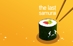 The Last Samurai by Stenzor