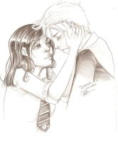 Don't cry, Draco. by rhionna