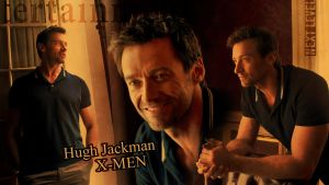 Hugh Jackman Wall by Anthony258
