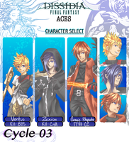 C3 DissidiaAces App (VENTUS) by copperjellyroll