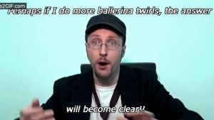 Nostalgia Critic Food Fight by ArmyOfTwoGuy