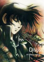 Dragon Shiryu SAINT SEIYA by memoryfore
