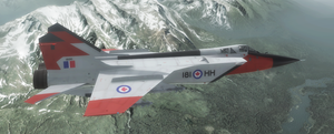 MiG-31 - Royal Canadian Air Force by Jetfreak-7